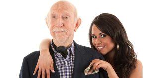 como enamorar a un hombre mayor de 60 años